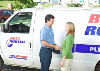 Cincinnati plumber Roto-Rooter