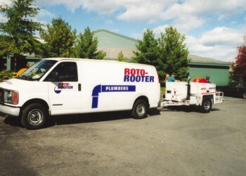 Cleveland plumber Roto-Rooter