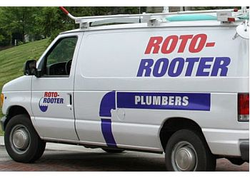 Kansas City plumber Roto-Rooter