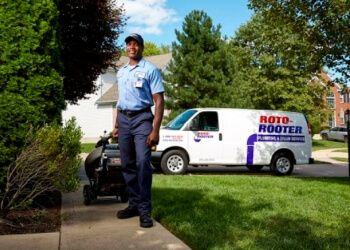 Newark plumber Roto-Rooter