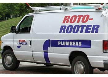 Newport News plumber Roto-Rooter
