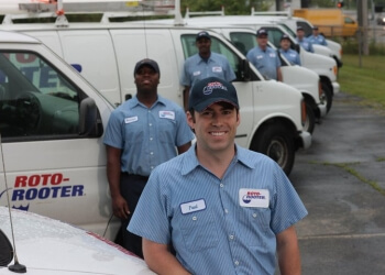 St Louis plumber Roto-Rooter