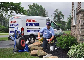 Worcester plumber Roto-Rooter Plumbing & Water Cleanup