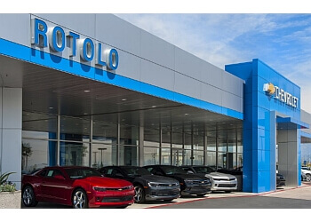 Fontana car dealership ROTOLO CHEVROLET