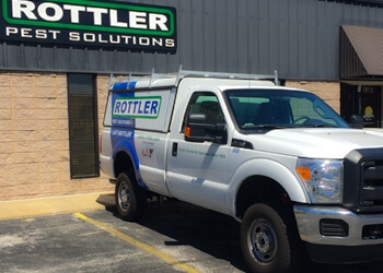 Springfield pest control company Rottler Pest & Lawn Solutions