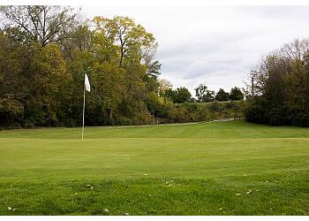 Detroit golf course Rouge Park Golf Course