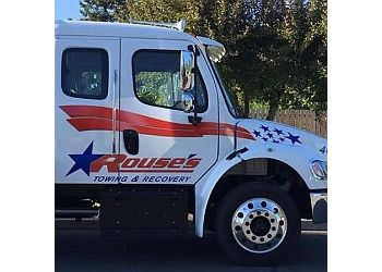 Spokane towing company Rouse's Towing & Recovery