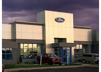 Columbus car dealership ROUSH FORD