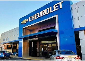 Tulsa car dealership Route 66 Chevrolet