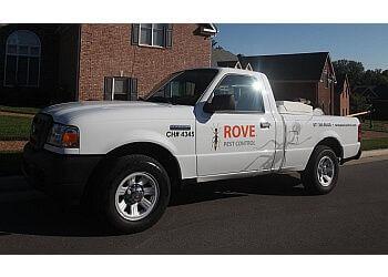 Minneapolis pest control company Rove Pest Control