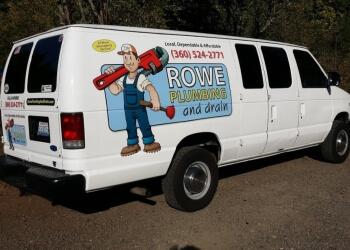 Vancouver plumber Rowe Plumbing and Drain LLC