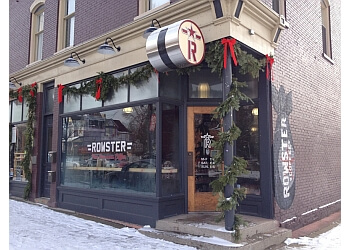 Grand Rapids cafe Rowster Coffee