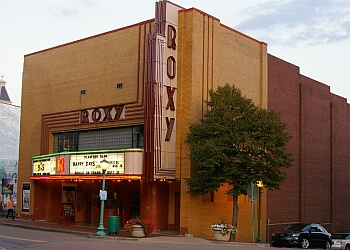 Clarksville places to see Roxy Regional Theatre