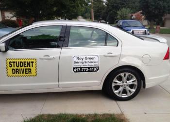 Springfield driving school Roy Green Driving School LLC