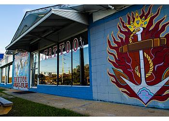 Columbus tattoo shop Royal Anchor Tattoo Parlour