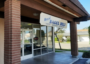 Simi Valley bagel shop Royal Bagel Deli