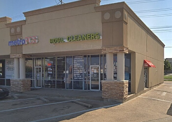 McKinney dry cleaner Royal Cleaners