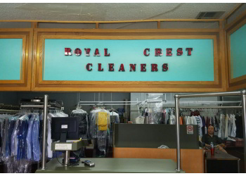 Las Vegas dry cleaner  Royal Crest Cleaners
