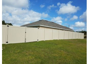 Cape Coral fencing contractor Royal Fence, Inc.