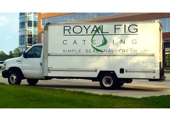 Austin caterer Royal Fig Catering