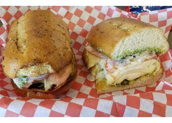 Seattle sandwich shop Royal Grinders