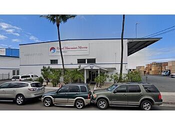 Honolulu moving company Royal Hawaiian Movers
