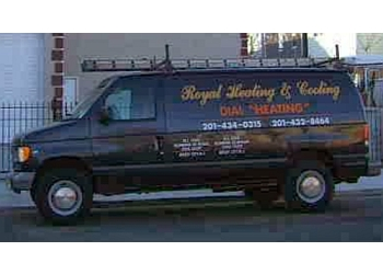 Jersey City hvac service Royal Heating & Cooling