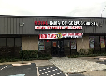 Corpus Christi indian restaurant Royal India