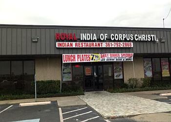 Corpus Christi indian restaurant Royal India