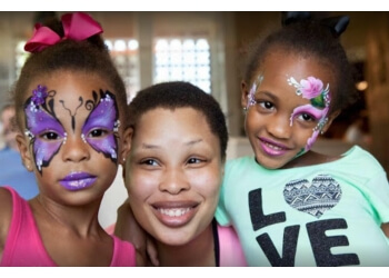 Knoxville face painting Royal Magic Events