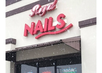 Brownsville nail salon Royal Nails