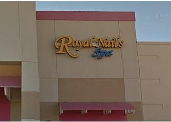 Abilene nail salon Royal Nails Spa