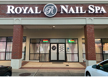 Montgomery nail salon Royal Nails & Spa