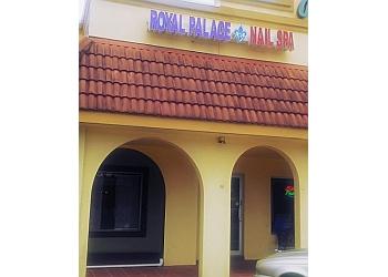 Tampa nail salon Royal Palace Nail Spa