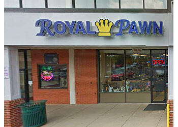 Alexandria pawn shop Royal Pawn