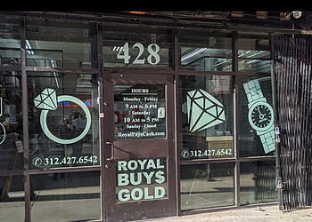 Chicago pawn shop Royal Pawn Shop