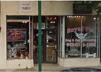 Minneapolis pet grooming Royal Pet Beauty Shop