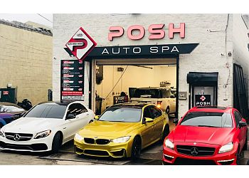 New York auto detailing service Royal Posh Auto Spa
