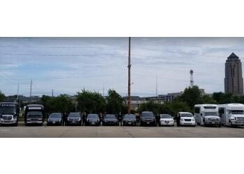Des Moines limo service Royal Rides