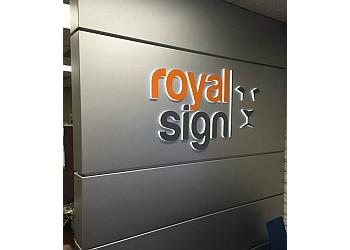 Phoenix sign company Royal Sign Company