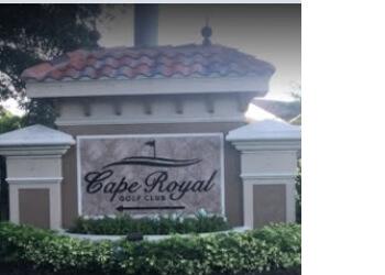 Cape Coral golf course Cape Royal Golf Club