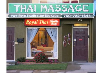 Oceanside massage therapy Royal Thai Healthy Body