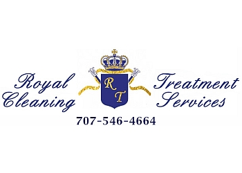 Santa Rosa house cleaning service Royal Treatment Cleaning Services