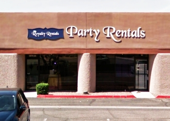 Chandler event rental company Royalty Rentals
