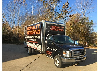 Akron roofing contractor Royalty Roofing