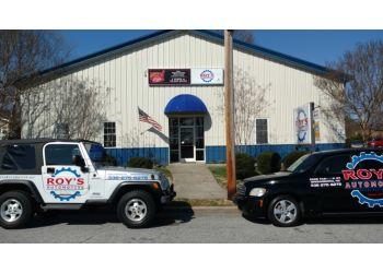 Greensboro car repair shop Roy's Automotive Center