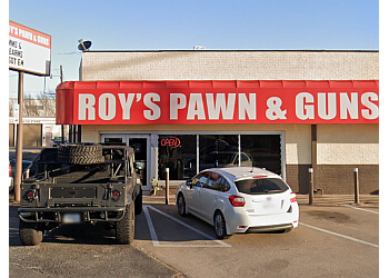 Irving pawn shop Roy's Pawn and Gun