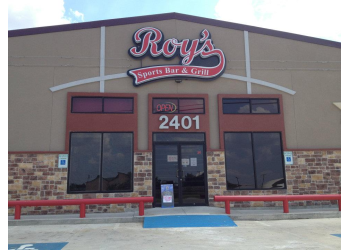 Grand Prairie sports bar Roy's Sports Bar & Grill