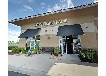 Port St Lucie thai restaurant Roy's Sushi Thai & Grill