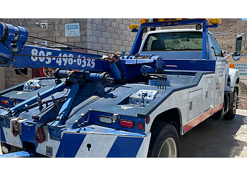 Thousand Oaks towing company Roy's Towing